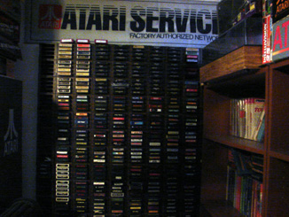 Atari 2600 Cartridges